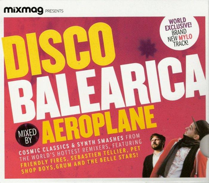 Mixmag - Aeroplane